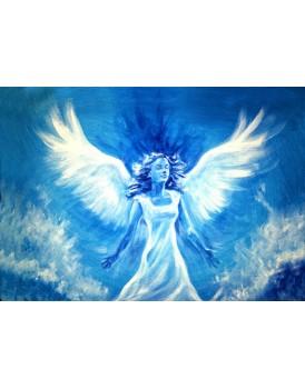 Blue Angel Limited Edition Print