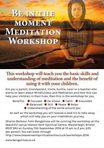 meditation ad